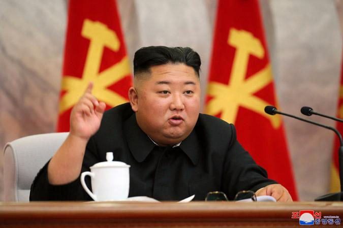 Kim Jong-un. Arkivbild.
