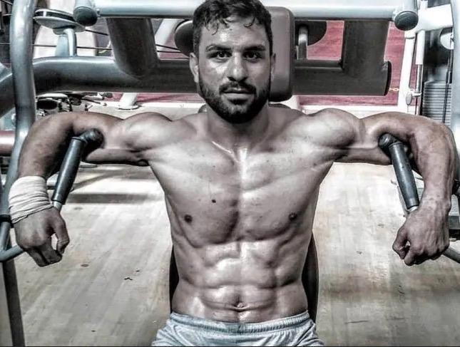 Navid Afkari.