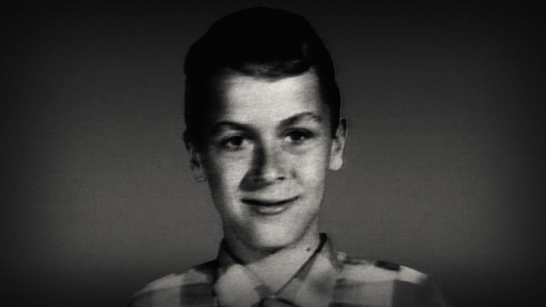 Ted Bundy, som ung.