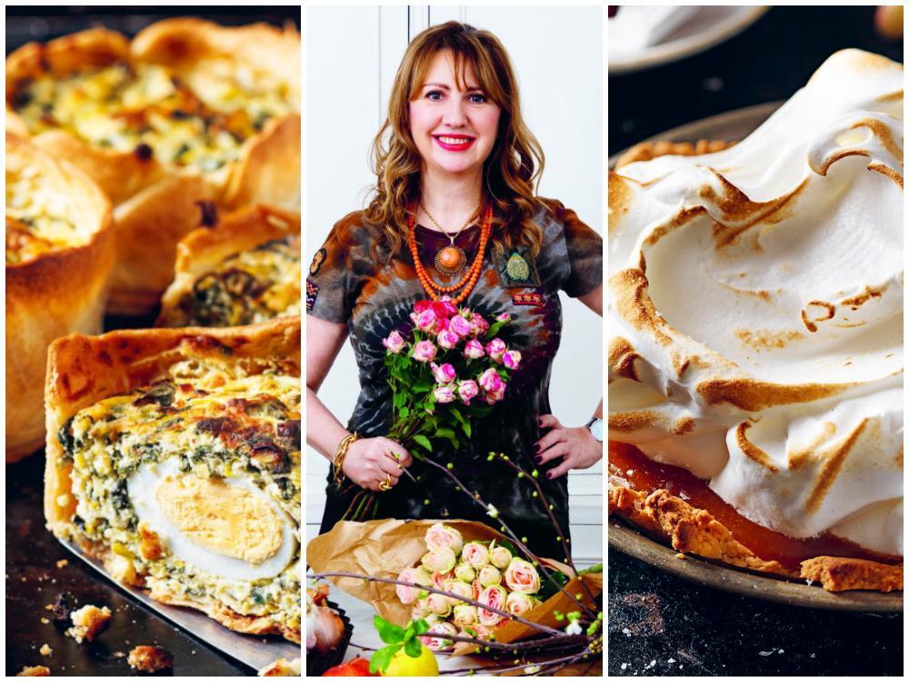 Lena Söderström delar med sig av tips och recept på pajer.