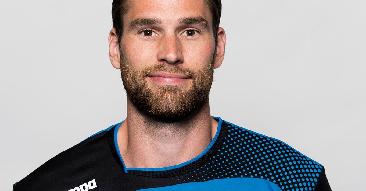 Fredrik Larsson avslutade karriären i Alingsås.