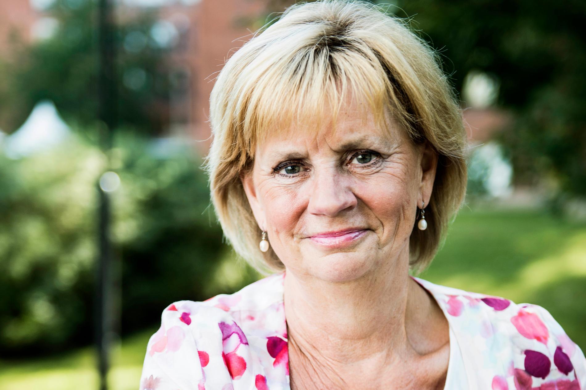 Marianne Rundström, 70, slutade på SVT när hon inte längre fick utvecklas.