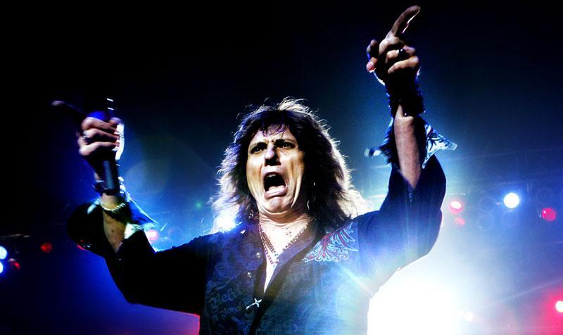 David Coverdale och hans Whitesnake kommer till Sverige.