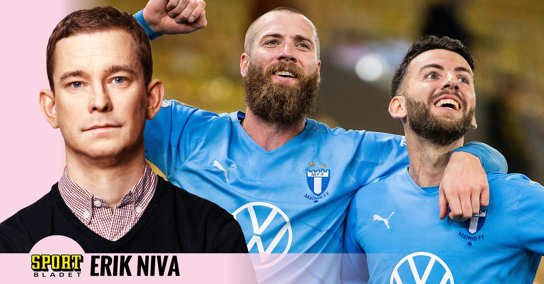 NIVA: Malmö FF fick en turstuds och en returbiljett tillbaka in i mästarmatchen