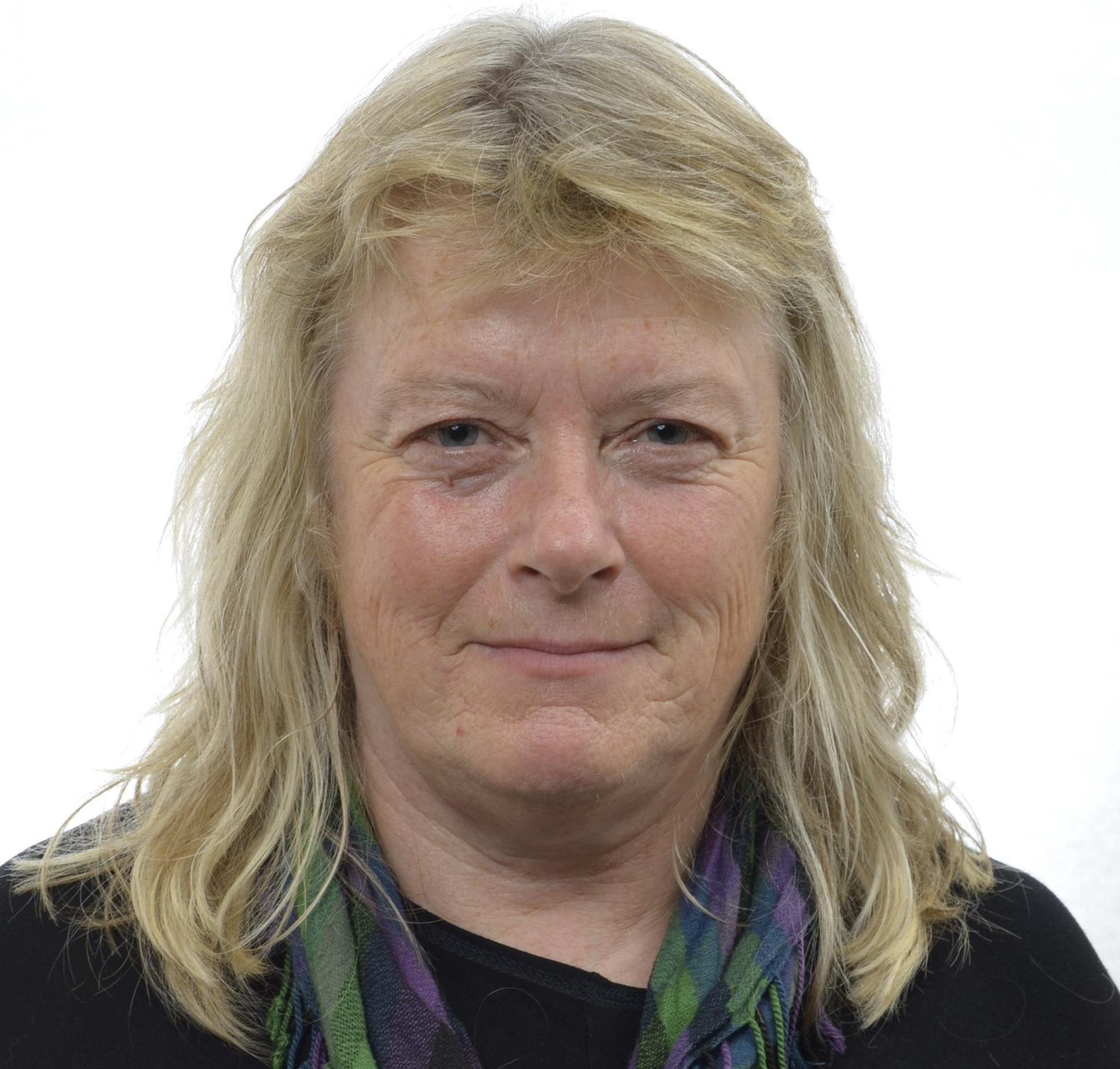 Elisabeth Falkhaven (MP), riksdagsledamot.