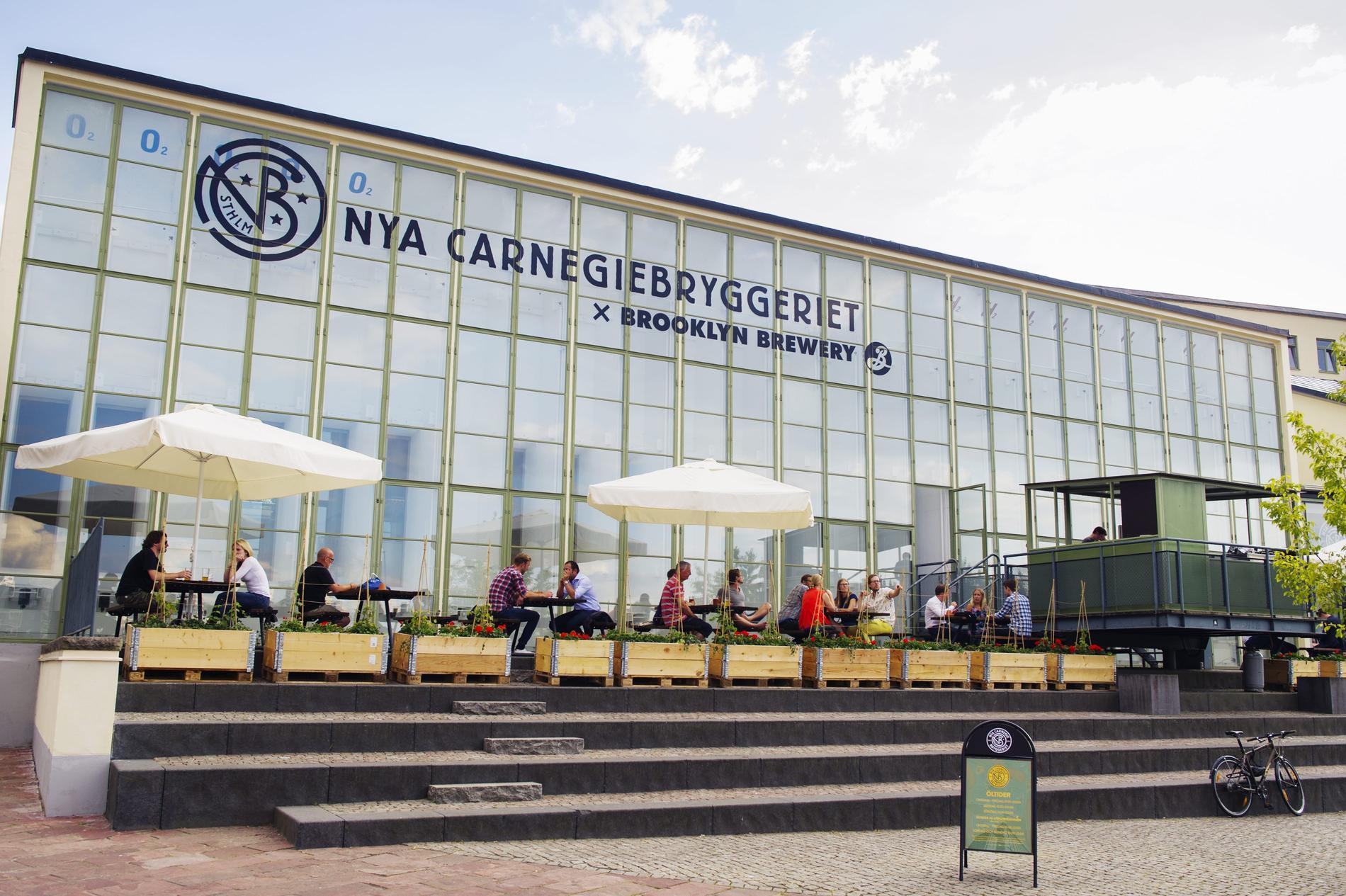 Nya Carnegiebryggeriet är ett bryggeri och restaurang i Stockholm.