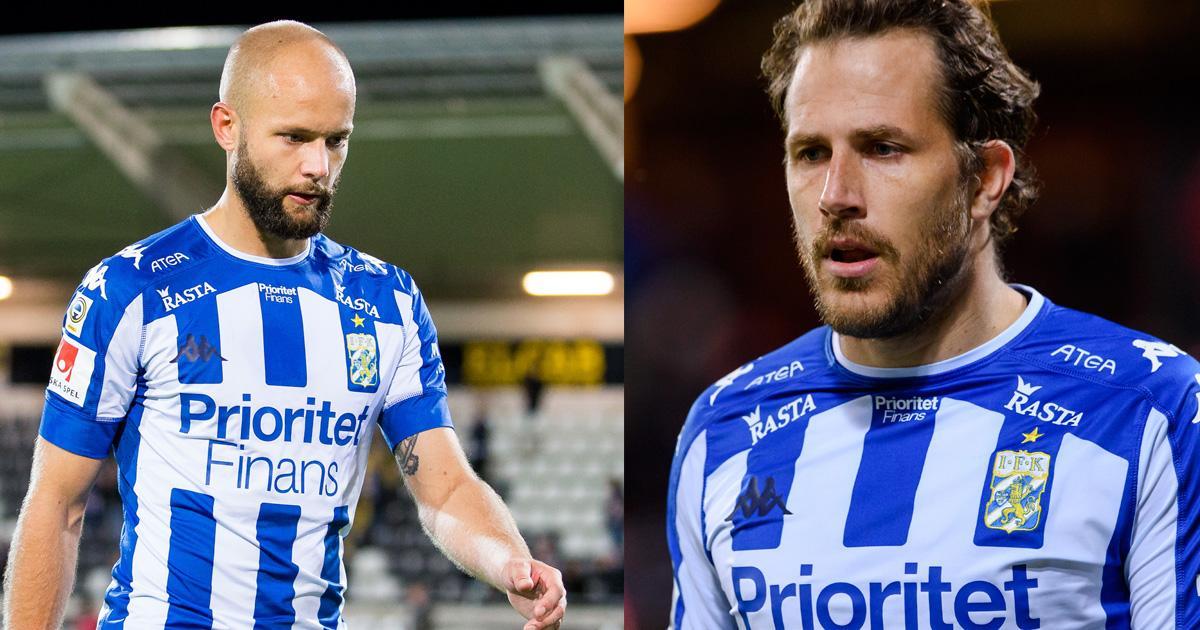 Robin Söder och Tobias Hysén osäkra inför mötet med Gif Sundsvall.