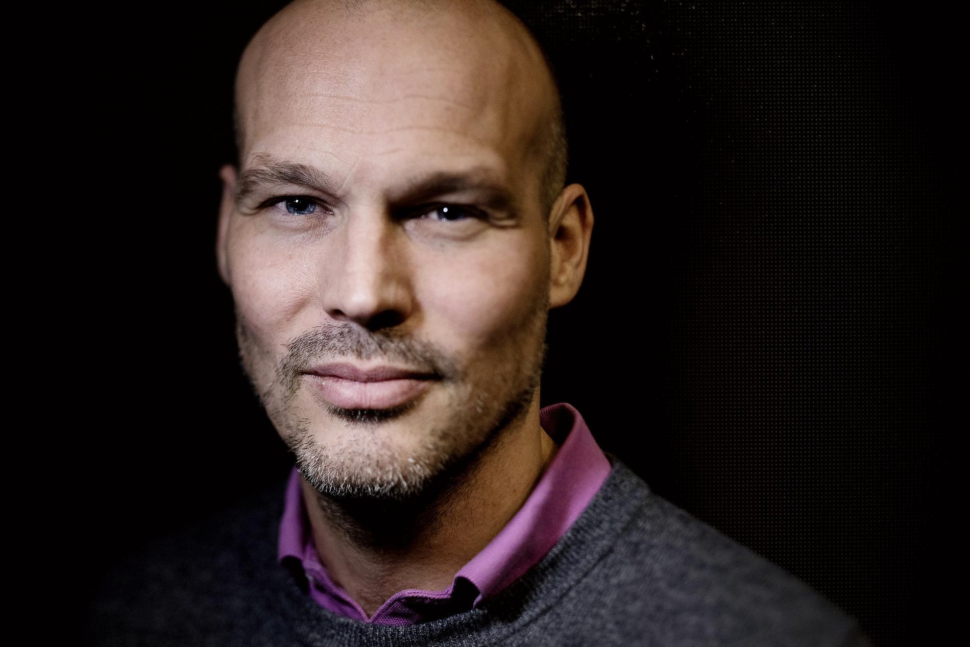 Fredrik Ljungberg.