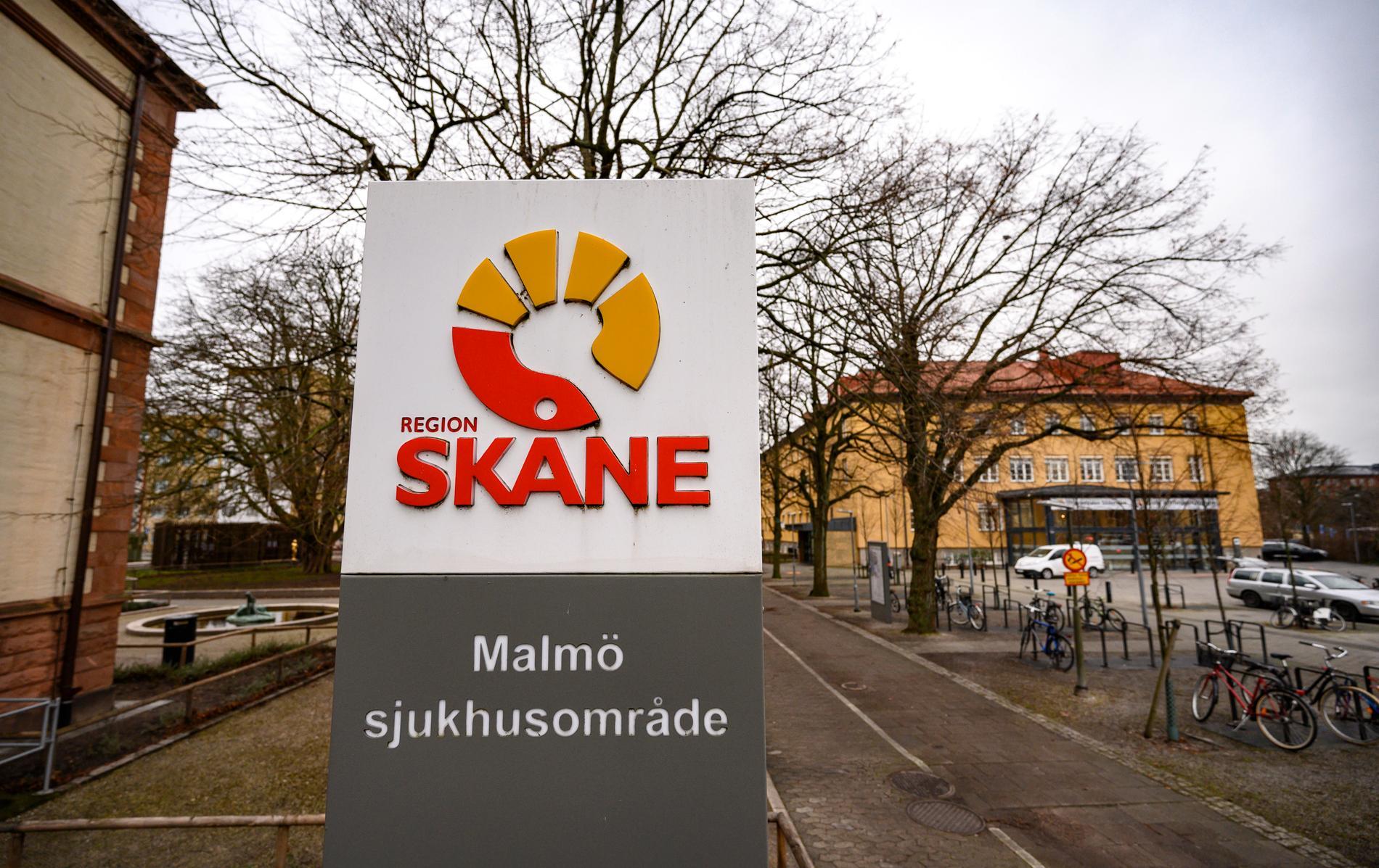 Skånes universitetssjukhus i Malmö ska moderniseras och byggas ut. Region Skåne och Europeiska Investeringsbanken har skrivit på ett låneavtal på 3,5 miljarder kronor. Arkivbild.