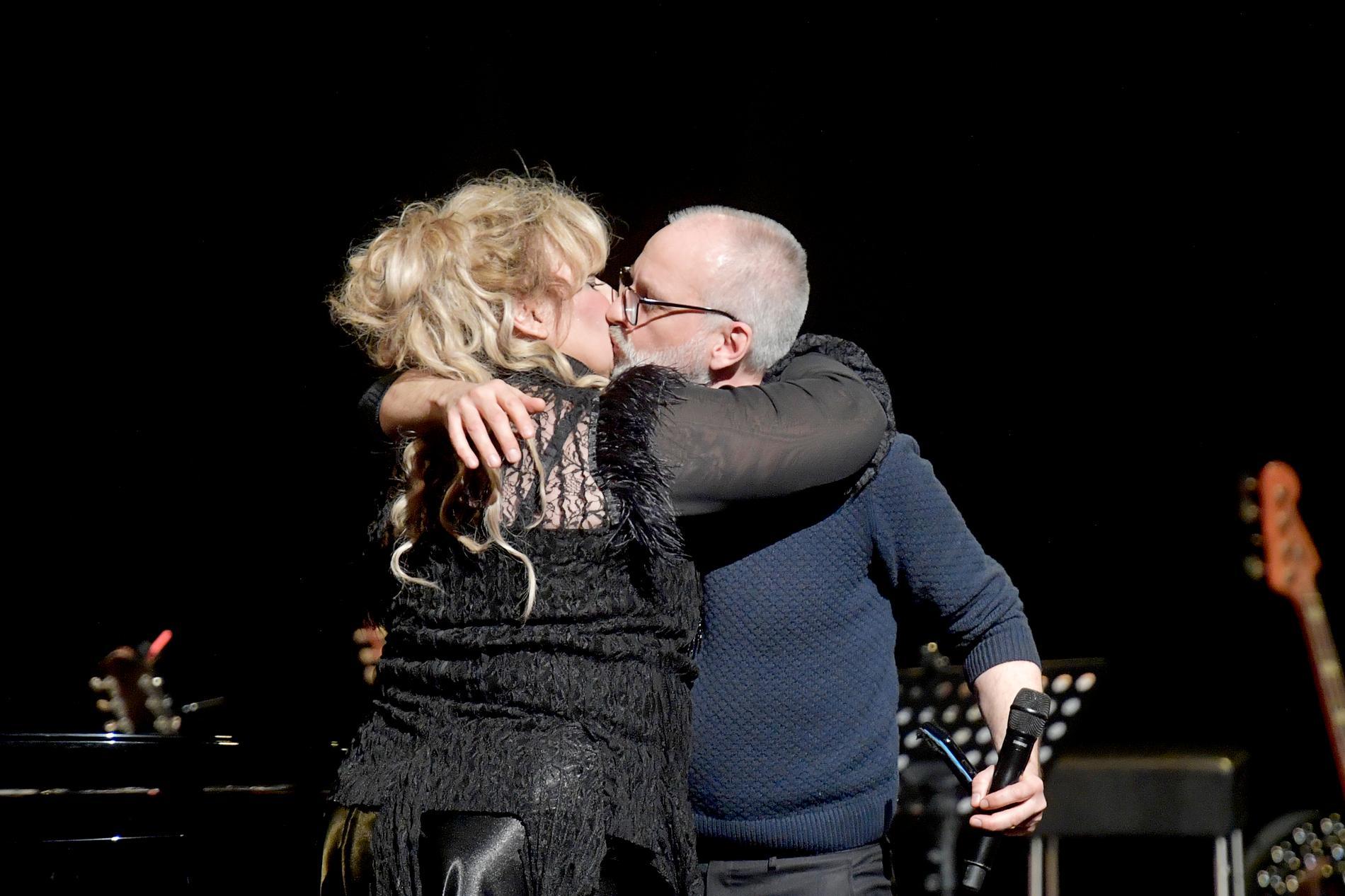 Björn Kjellman och Marie Nilsson Lind.