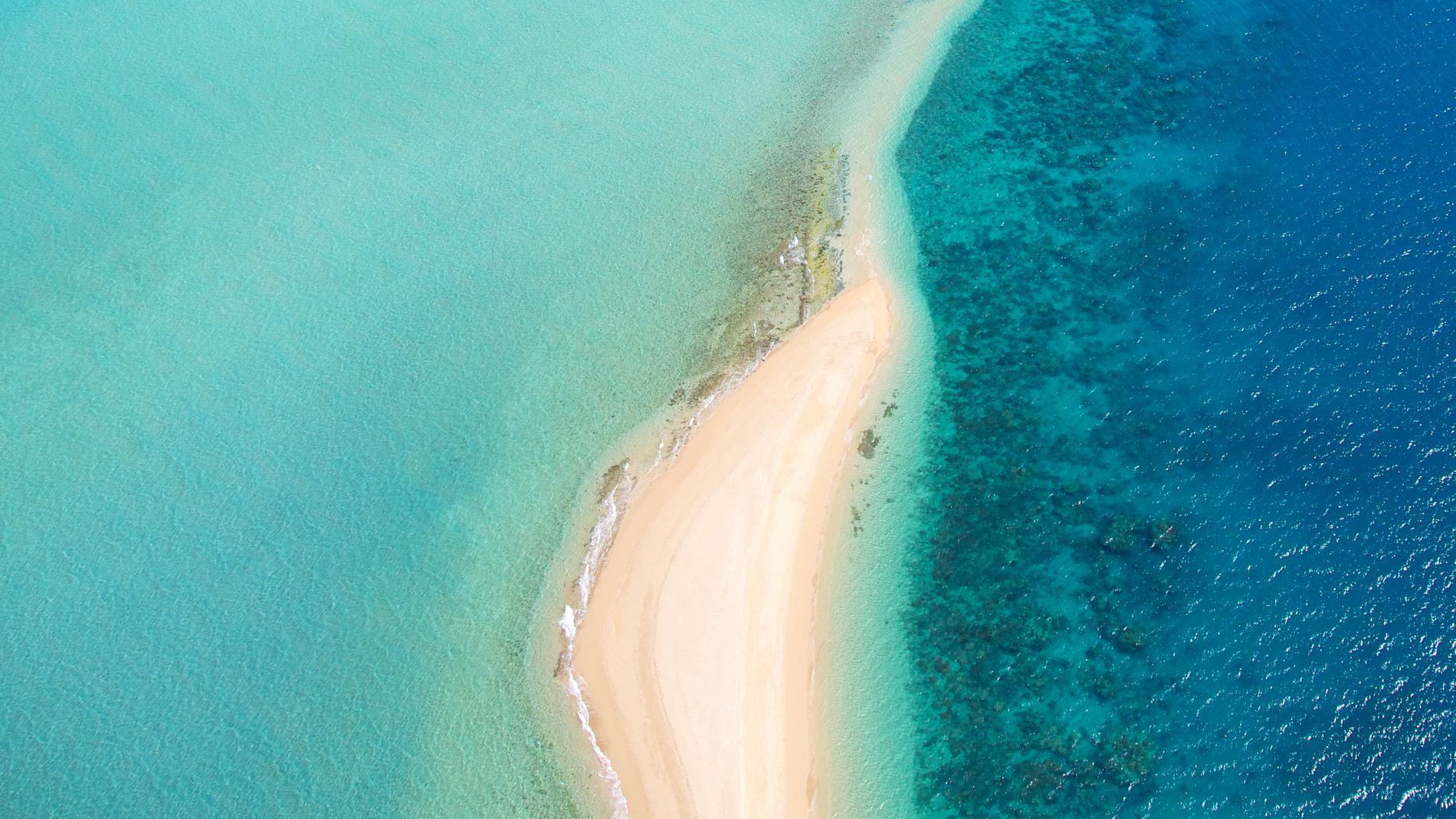 Langford Island är en av många öar i området.