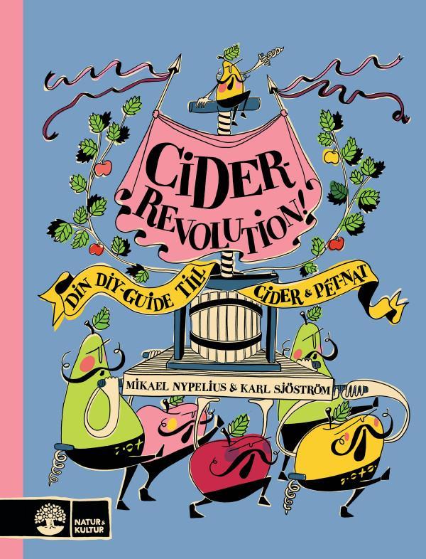 Bokomslag för boken Ciderrevolutionen