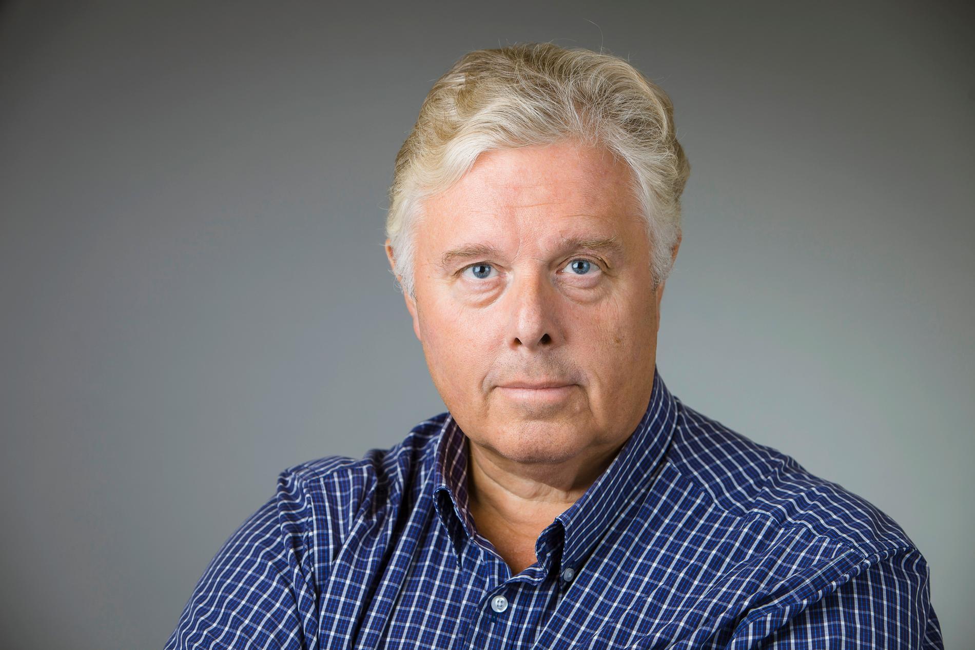 Yngve Gustafson, överläkare och senior professor vid Institutionen för samhällsmedicin och rehabilitering, Umeå universitet.