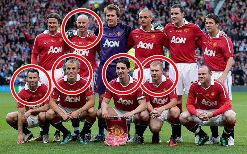 Fem United-legendarer köper klubben Salford City.