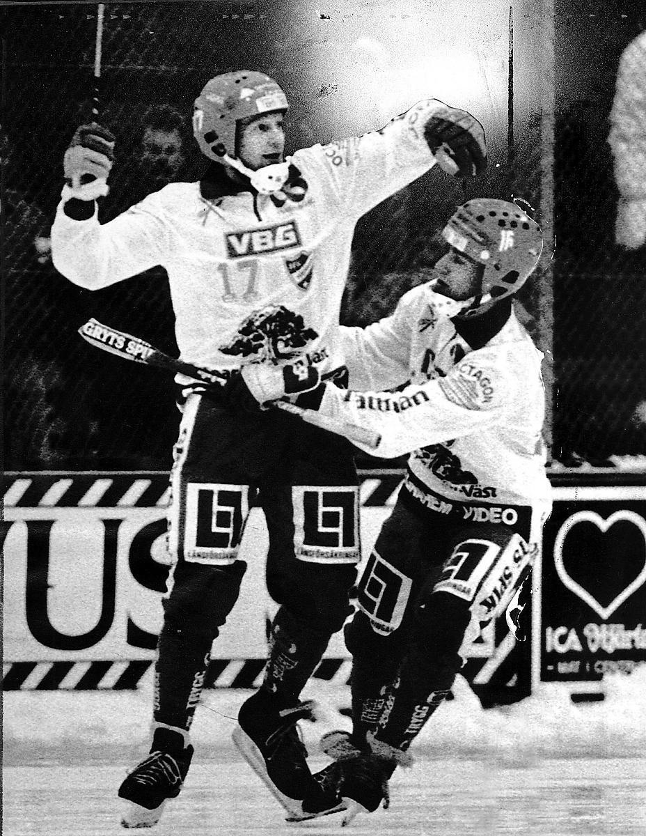 Andrej Pasjkin har under sin karriär bland annat spelat i Vänersborg.