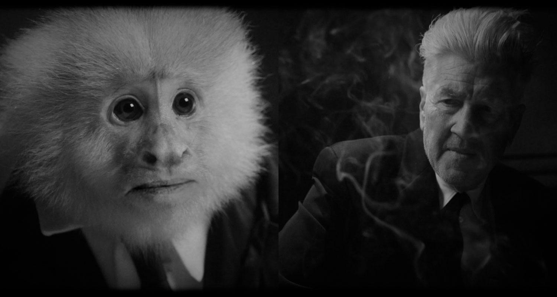 Apan Jack och  David Lynch.