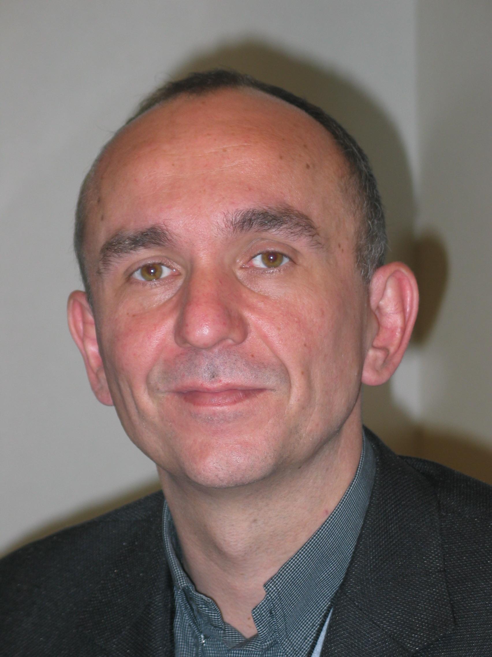 Peter Molyneux.