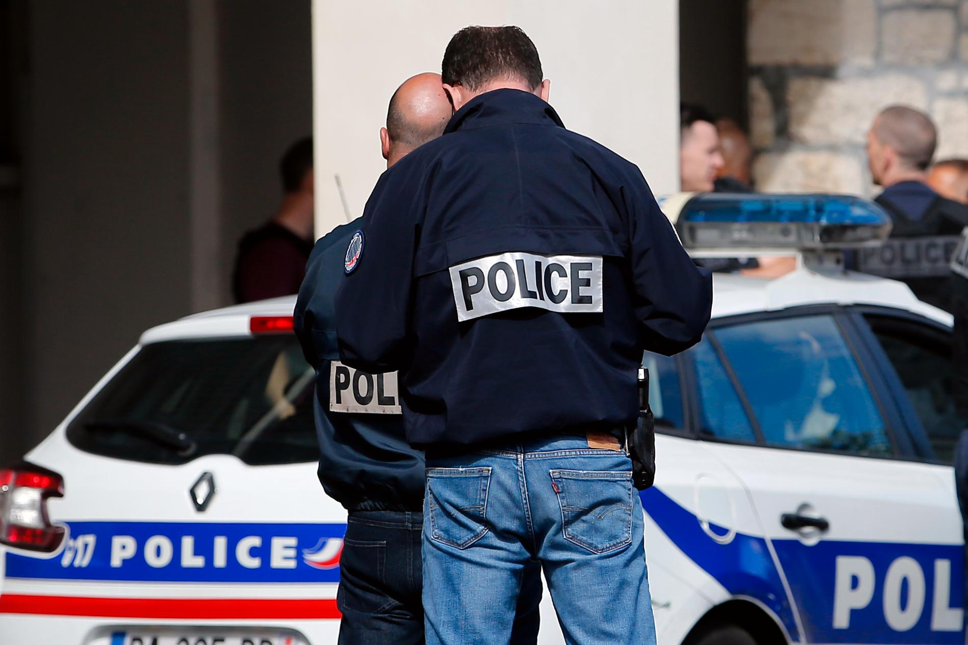 """Fransk polis har i samarbete med Europol gripit en man som misstänks för att ha drivit pedofilsajter på """"darknet"""". Arkivbild."""