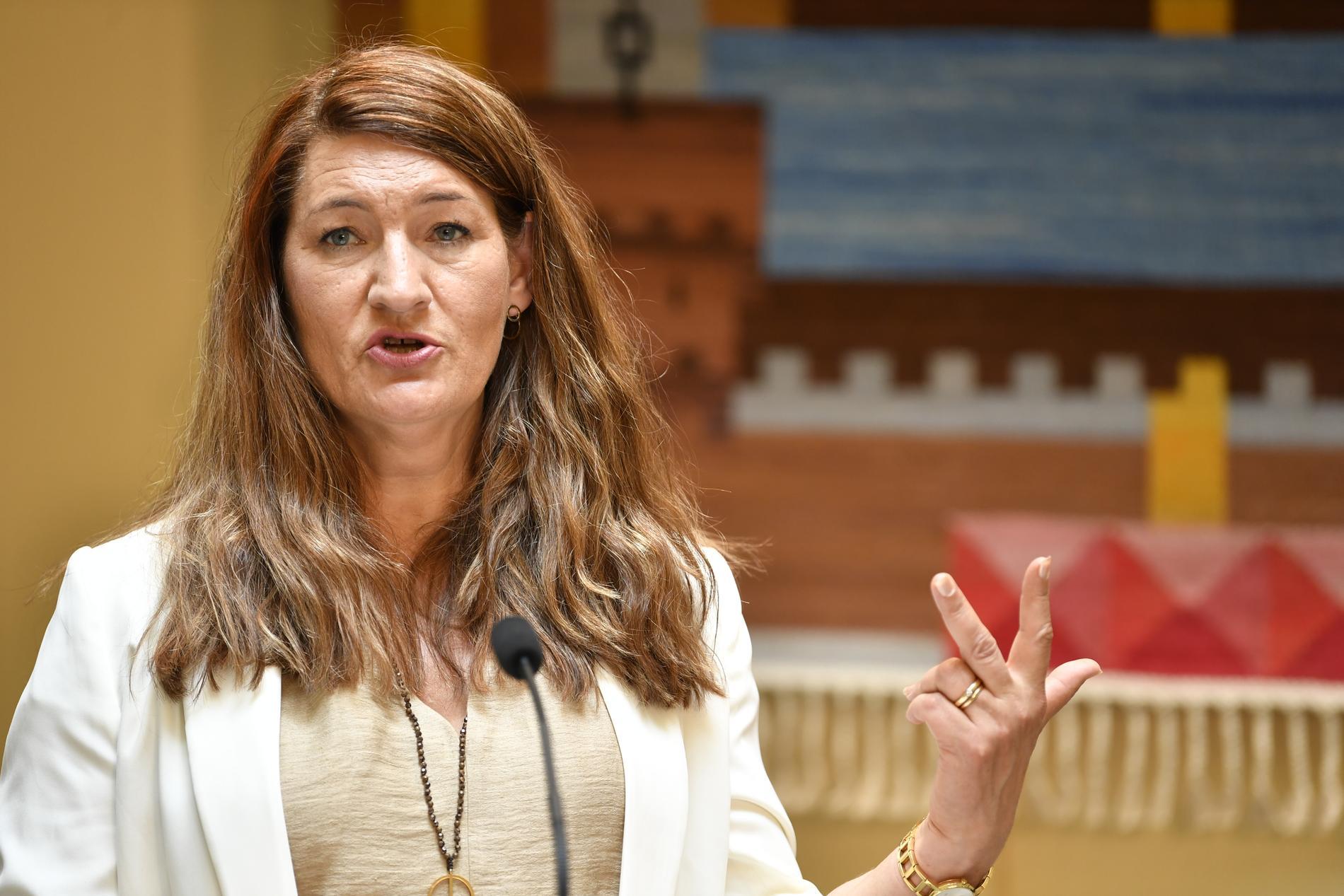 Susanna Gideonsson.