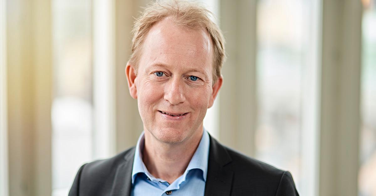 Tomas Eriksson, kanslichef på Sveriges a-kassor.