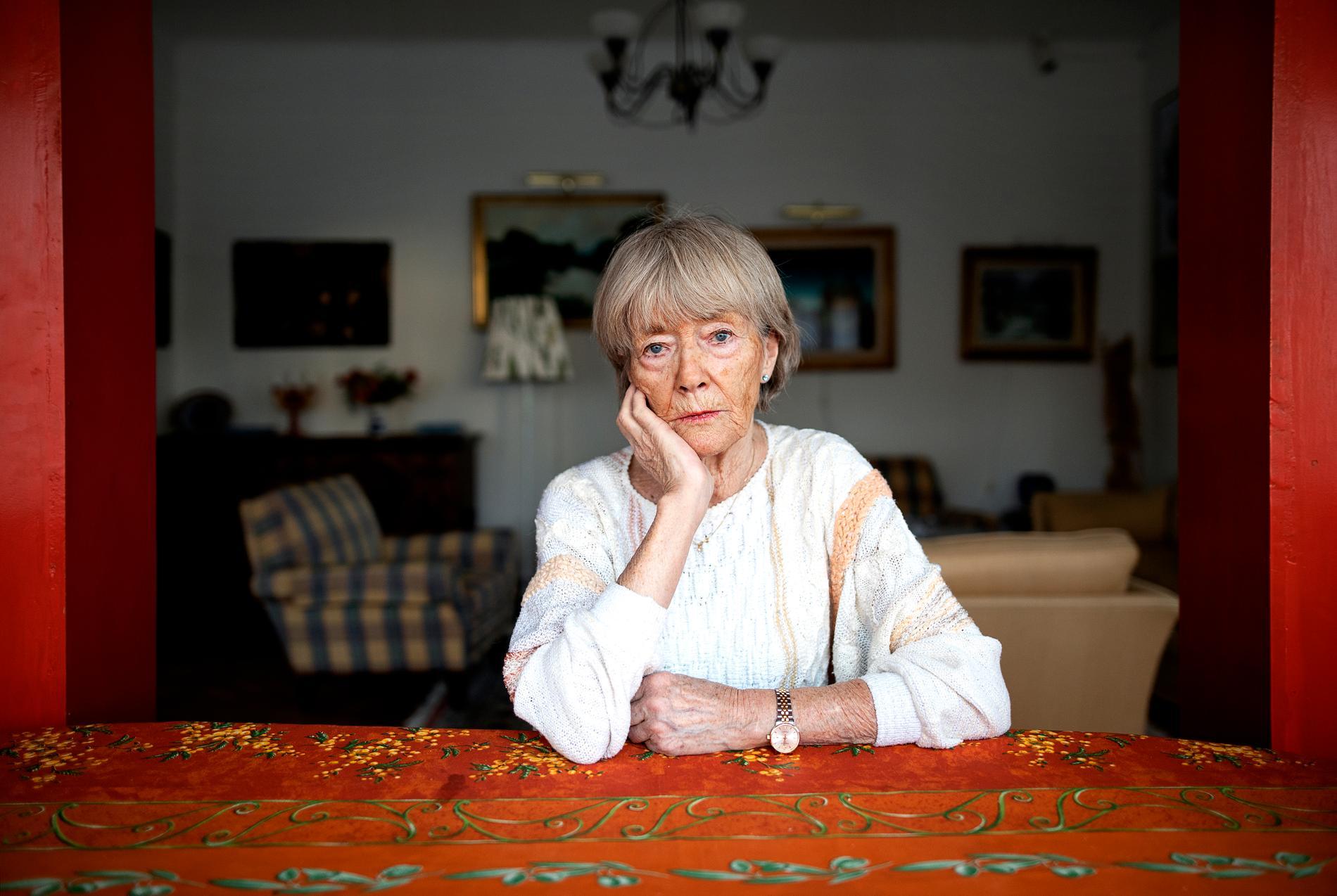 """""""Han har nog lidit av det här på ett sätt som jag aldrig fattade"""", säger Birgitta von Otter."""