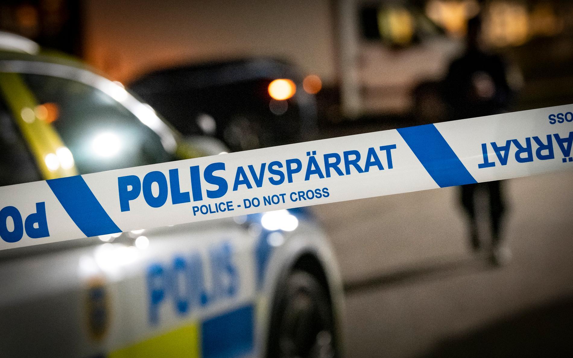 En man har anhållits misstänkt för grovt vapenbrott. Arkivbild.