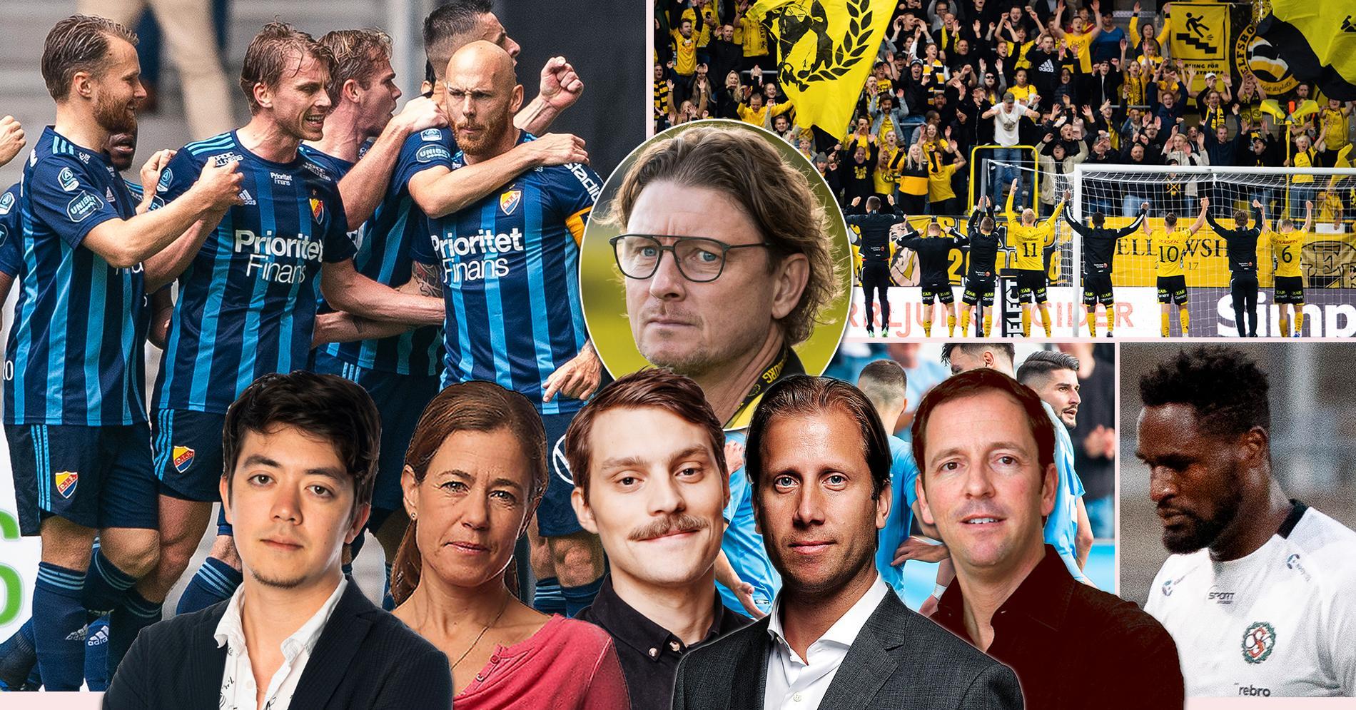 """Allsvenska panelen: """"DIF:s derbyseger betyder allt"""""""