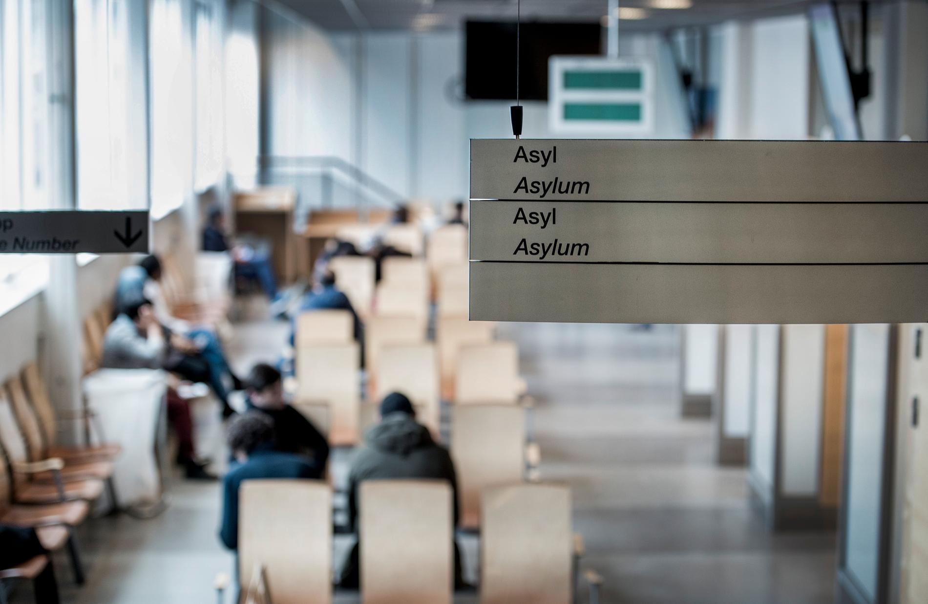 Migrationsverket hade tidigare en svart lista över olämpliga ombud, men den får de inte längre ha kvar. Arkivbild.