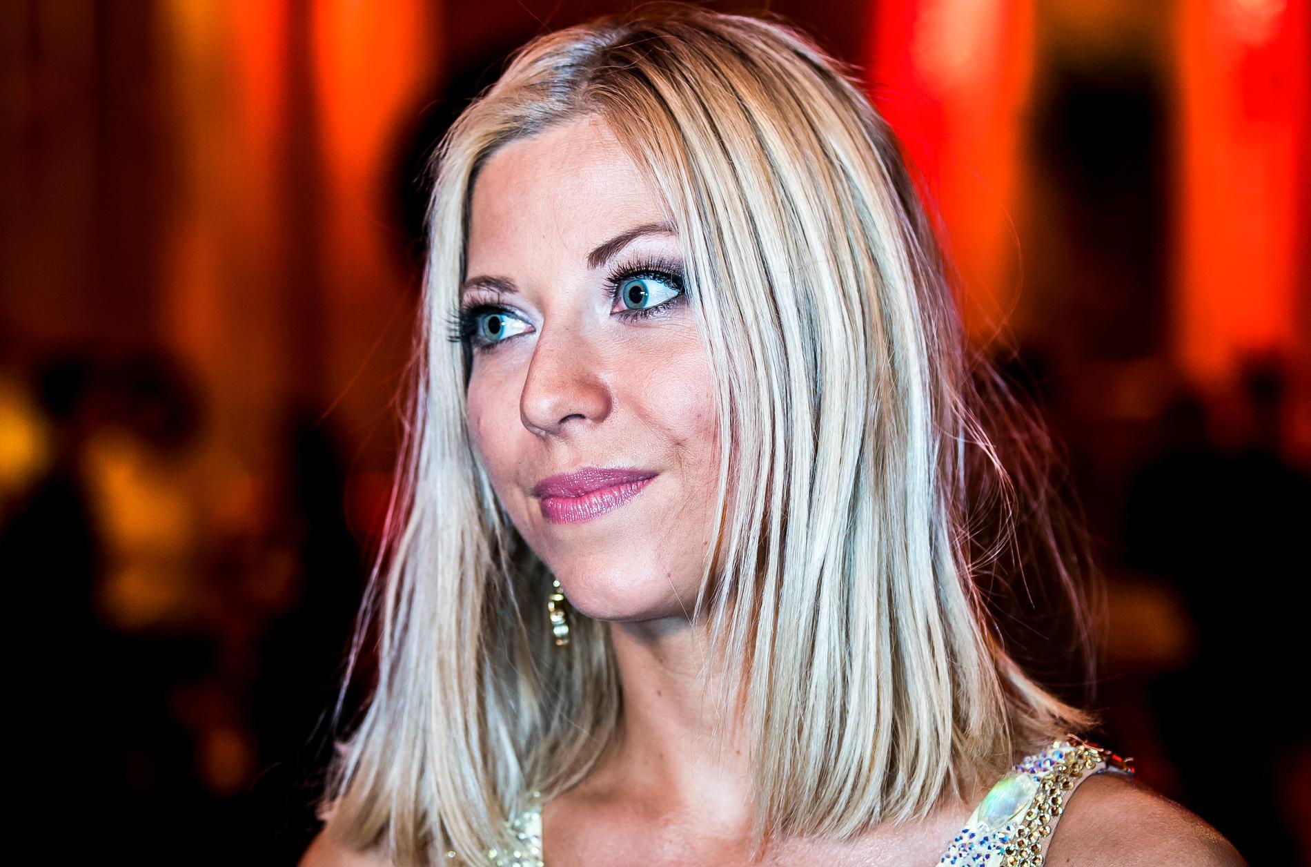 """Sigrid Bernson är inte med i årets """"Let's dance""""."""