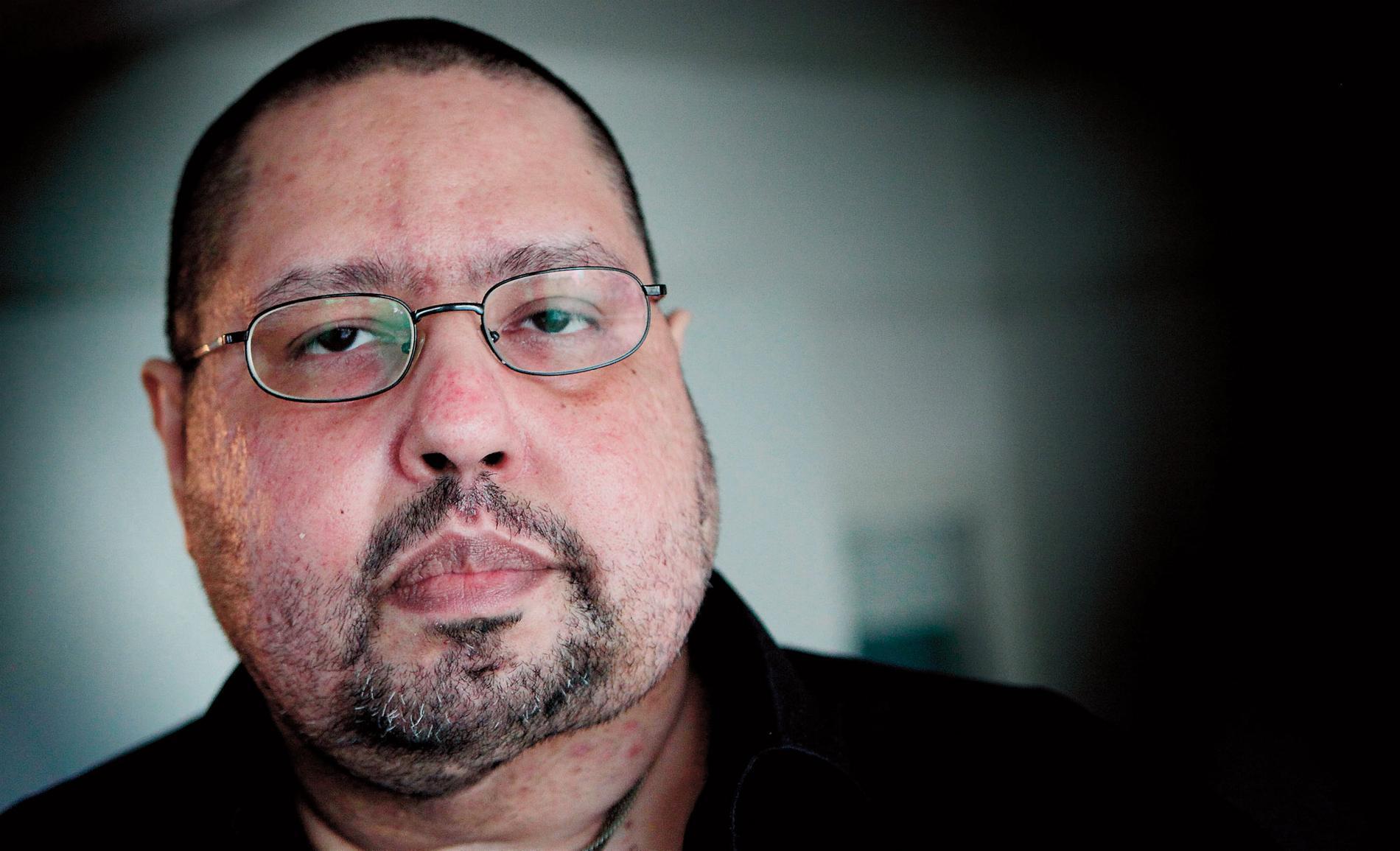 Heberson Vieira da Costa blev 1991 skjuten av lasermannen John Ausonius.