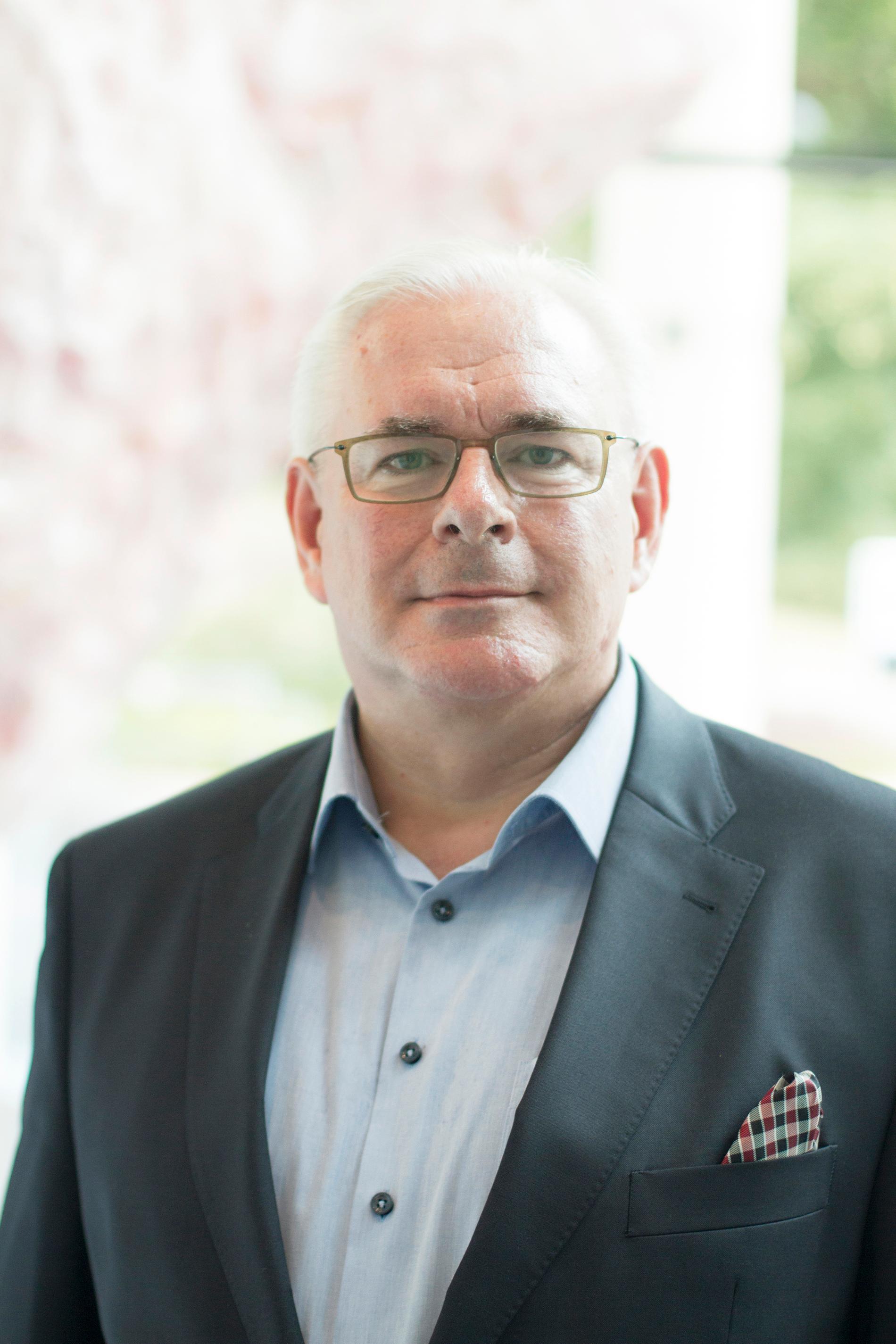 SST Myndighetens direktör Åke Göransson.