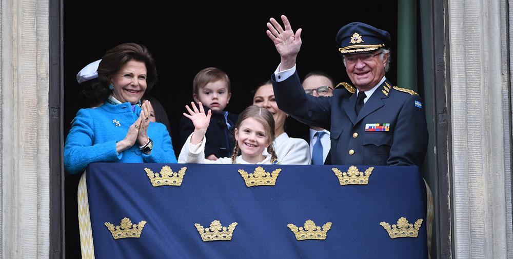 Kungens födelsedag på Valborgsmässoafton kommer inte se ut som vanligt på grund av coronakrisen.