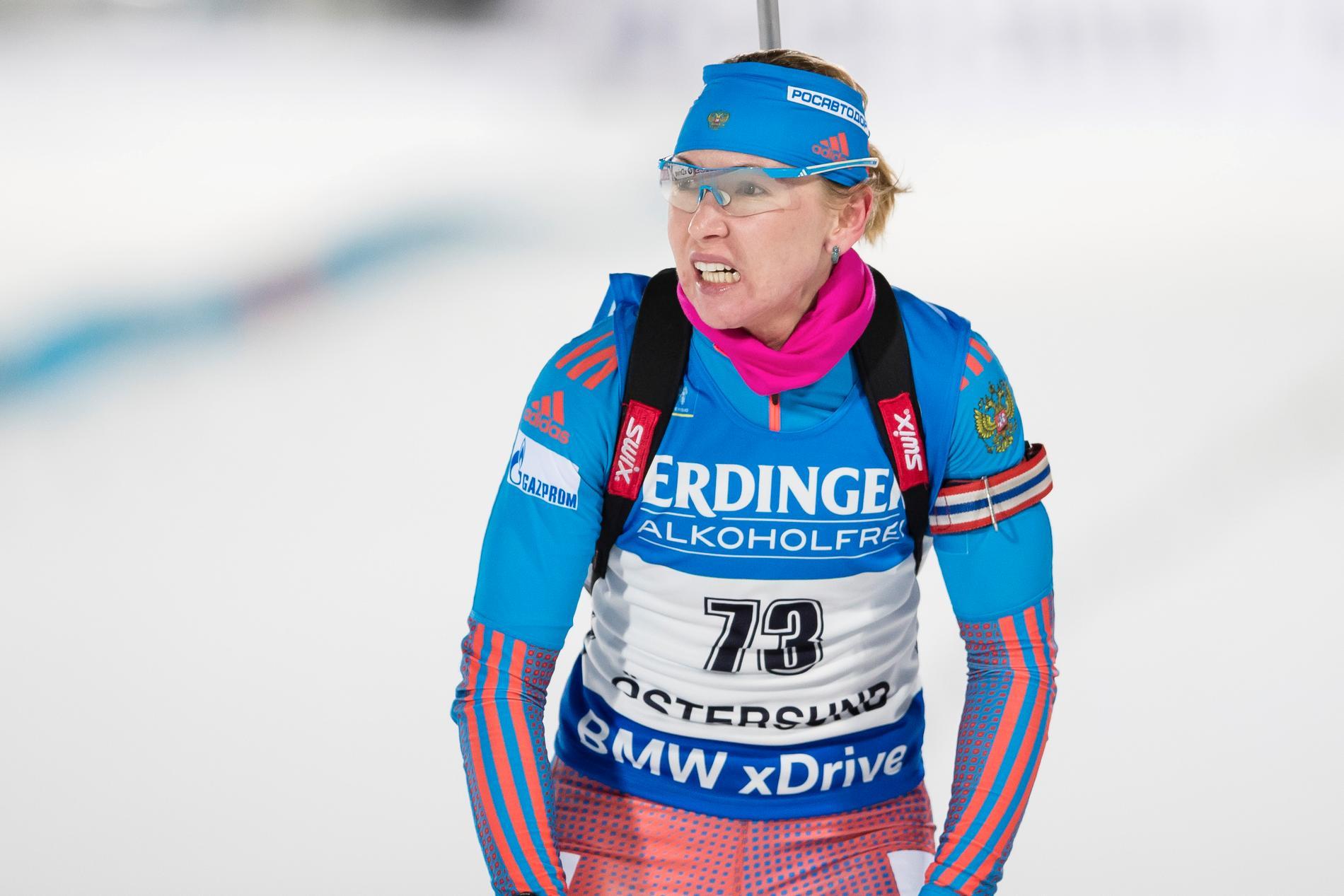 Jekaterina Glazyrina.