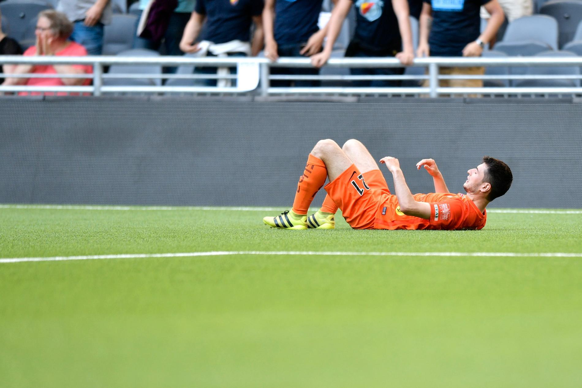 Ansel Raskaj och hans AFC väntar fortfarande på första segern i allsvenskan.