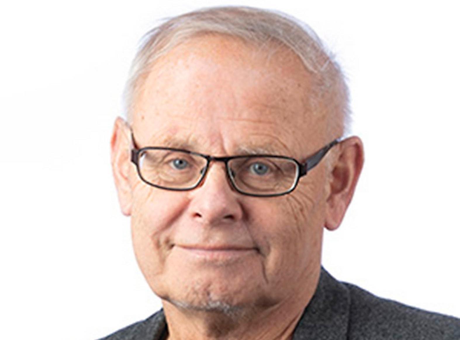 Bengt-Åke Nilsson, ordförande (L) i äldrenämnden i Västerås kommun.