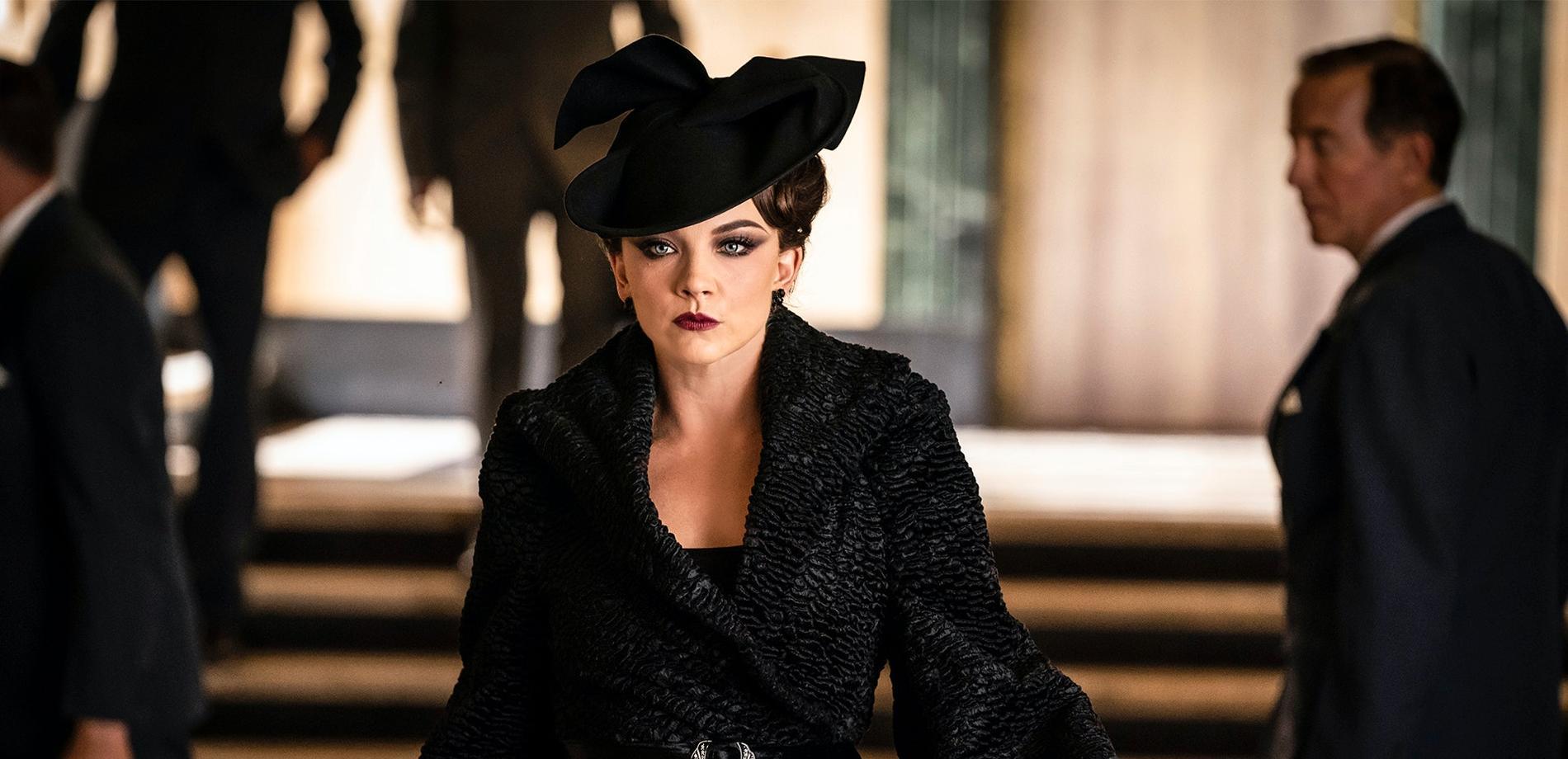 "Natalie Dormer i ""Penny dreadful: City of Angels""."