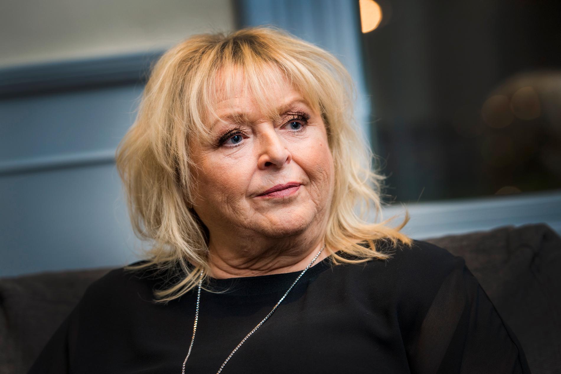 """Kikki Danielsson tvingas ställa in sin medverkan i """"Lotta på Liseberg""""."""