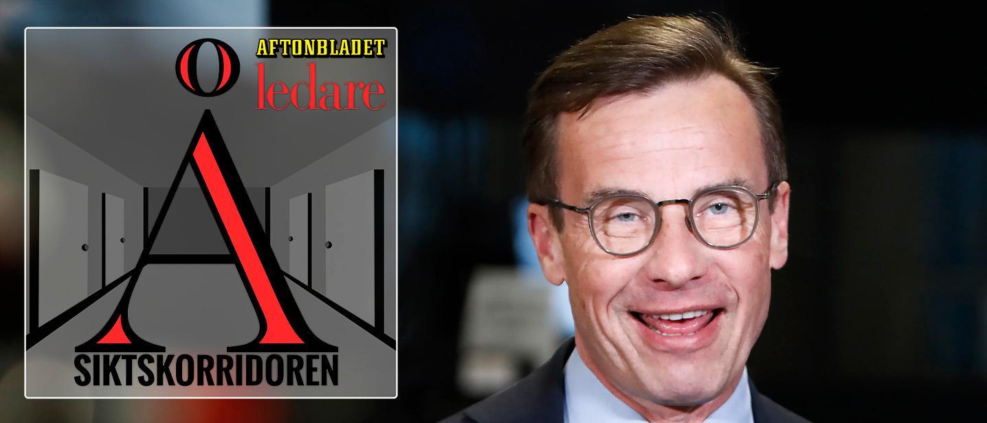 Ulf Kristersson vill ha ministrar som inger respekt
