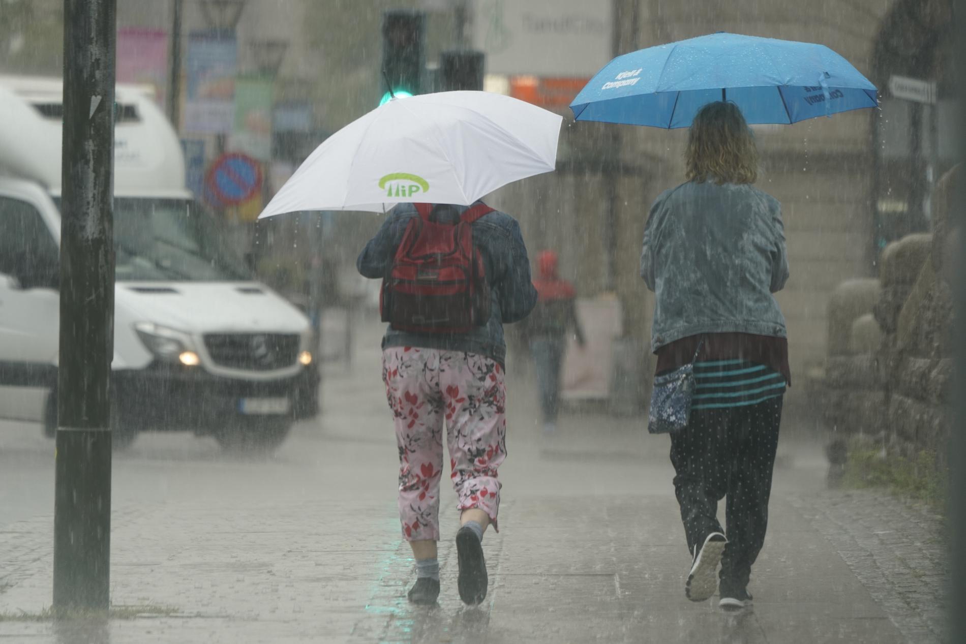 Bristen på regn bidrar till högre elpriser, enligt Vattenfall. Arkivbild.