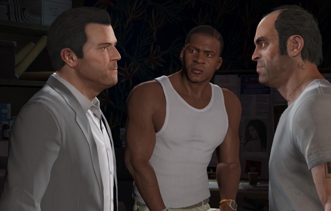 """""""Grand Theft Auto V"""" släpptes 2013 men har ökat sin försäljning på senare år, vilket beror på att miljontals  människor använder spelet till rollspel på modifierade servrar. Mattias Beijmo skriver om en undanskymd kultur och lekens betydelse."""