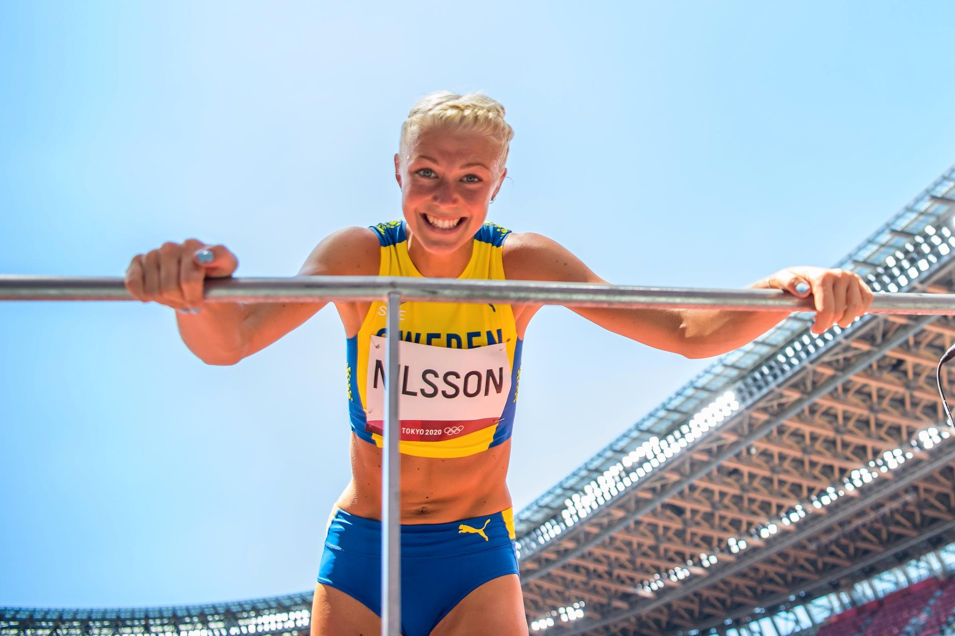 Maja Nilsson.