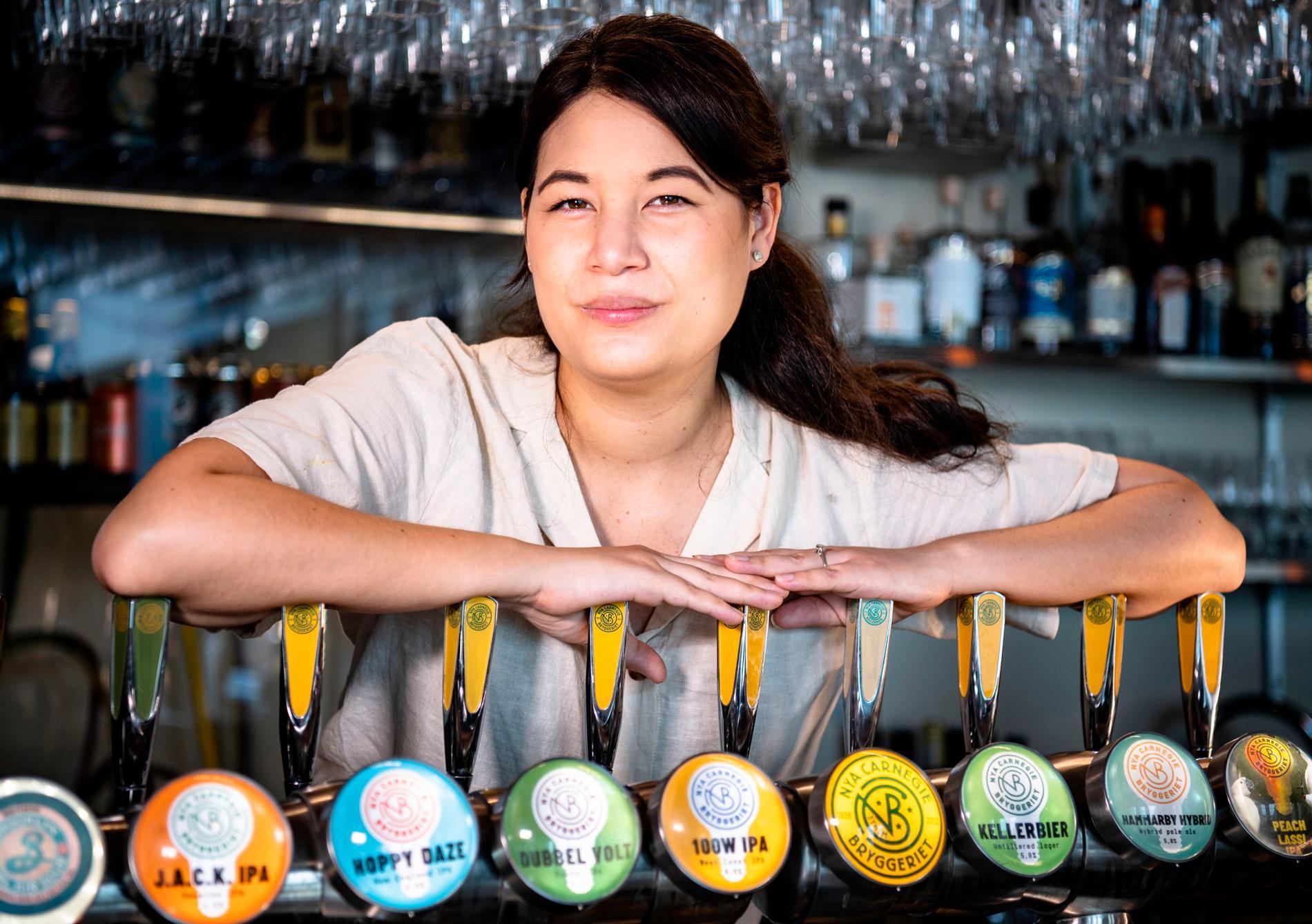 En suröl har exakt samma ingredienser som en vanlig öl. Med ett undantag.