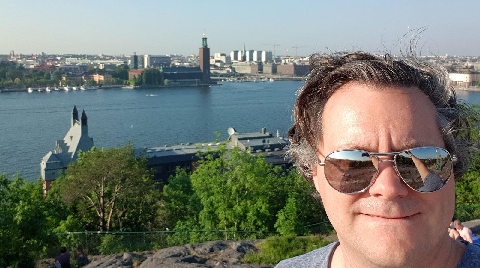 Skinnarviksberget, Stockholm