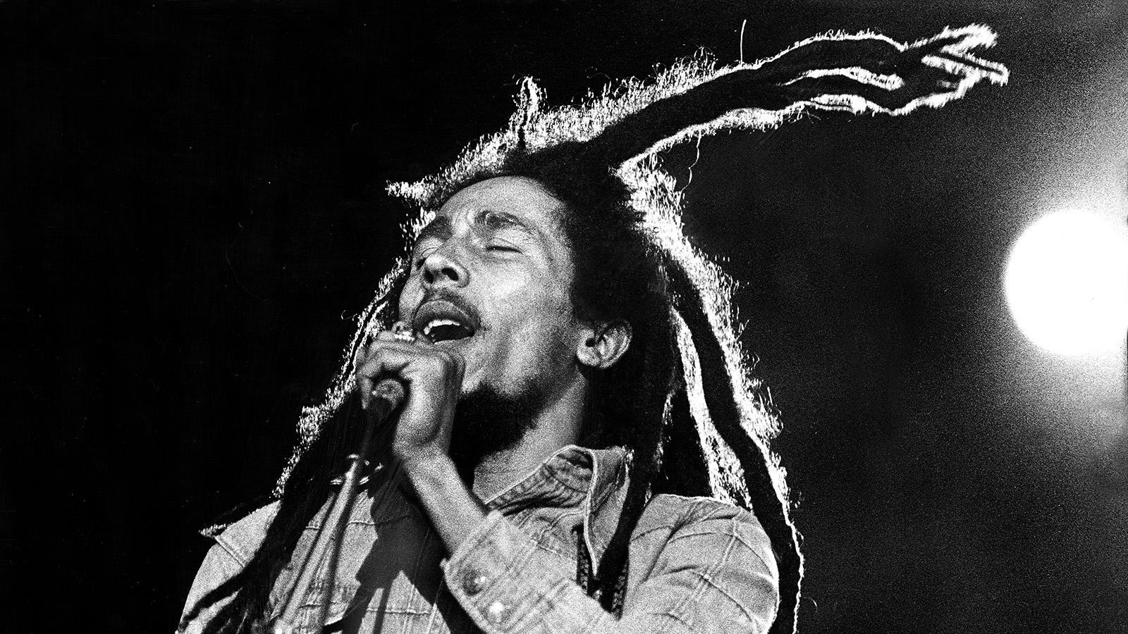Bob Marley på Gröna Lund.