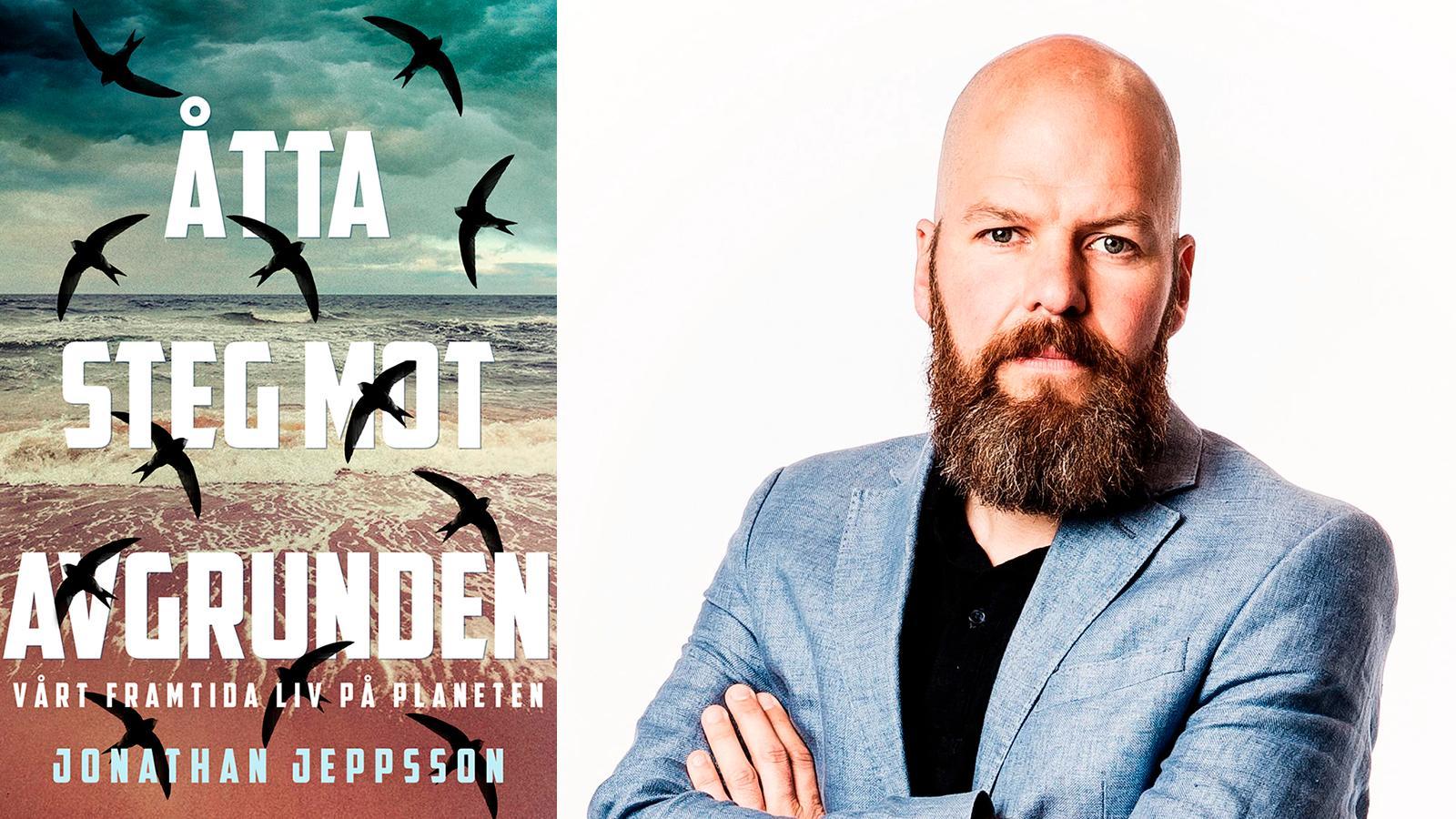 """""""Jeppsson är inte ute efter pepp, tröst eller framtidstro. Han är ute efter sanningen"""" skriver Nina Björk."""