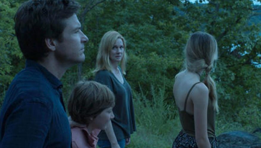"""Jason Bateman och Laura Linney flyttar till """"Ozark""""."""