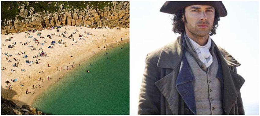 De vackra scenerna i tv-serien har gjort många sugna på Cornwall.