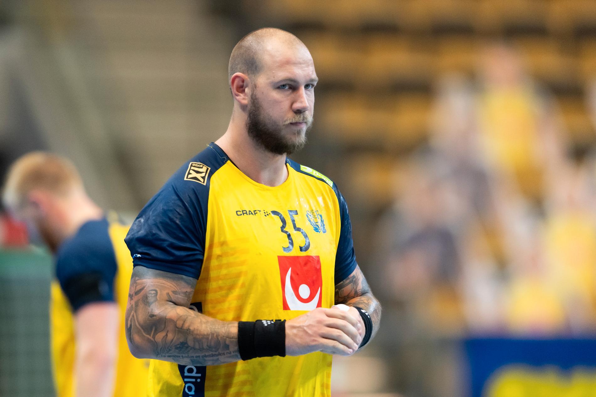 Andreas Nilsson.