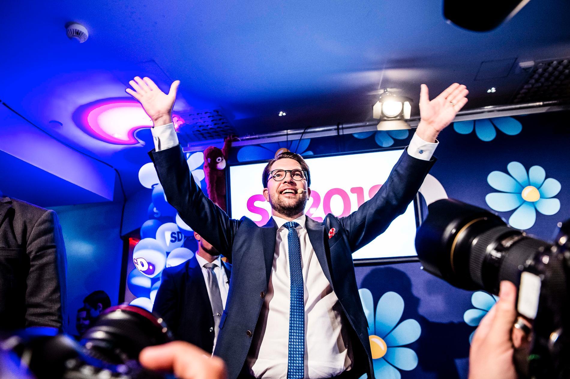 I Sverigedemokraternas senaste budgetmotion ville partiet minska stödet till folkbildningen med 968 miljoner kronor.
