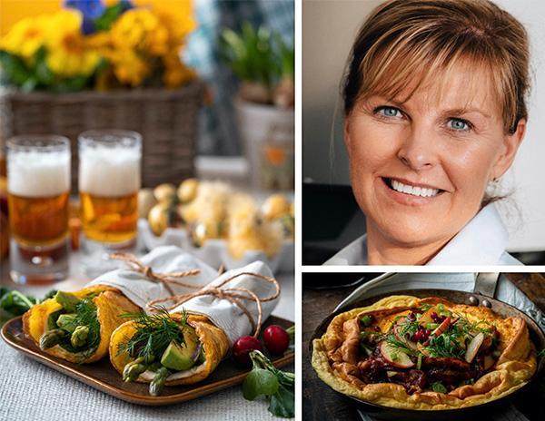Under påskveckan äter vi hela 50 miljoner ägg. Matskribenten Maria Dahlquist tipsar här om sina favoriträtter med ägg.